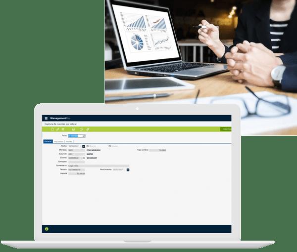 software para farmacias Finanzas