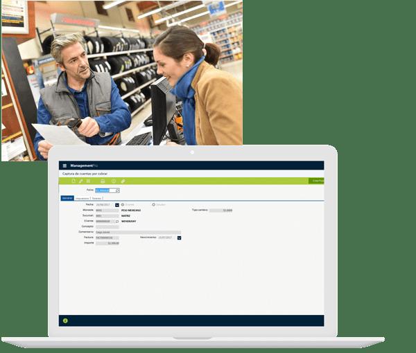 software para refaccionarias ventas