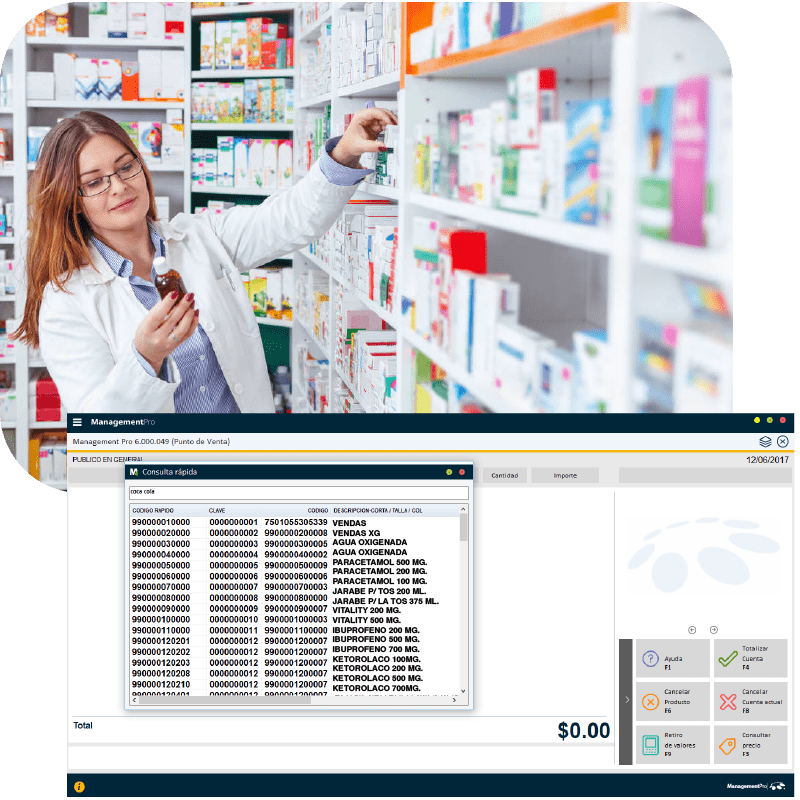 Software para farmacias descarga gratis inventarios