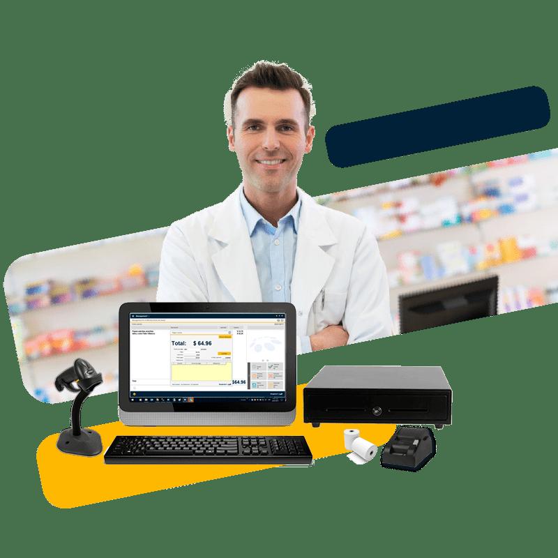 sistema punto de venta farmacias