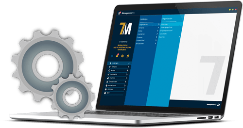 Configuración del Programa ERP ManagementPro