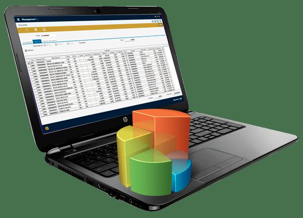 Módulo de Compras del Sistema ERP ManagementPro