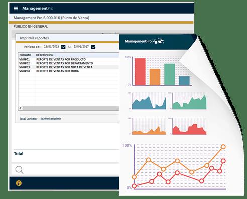 Reportes del Sistema ERP Finanzas