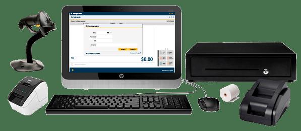 Sistema CRM para registrar la información