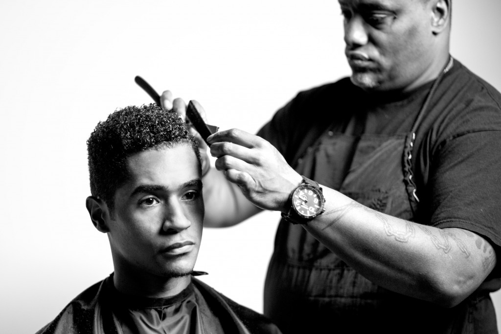 Bevel Classics - Comb over Fade