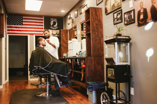 "{""rendered""=>""Make Your Mark Barbershop""}"