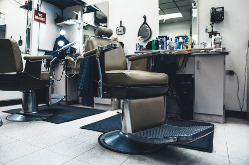 Blues Barbershop