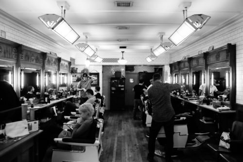 Fellow Barber – West Village
