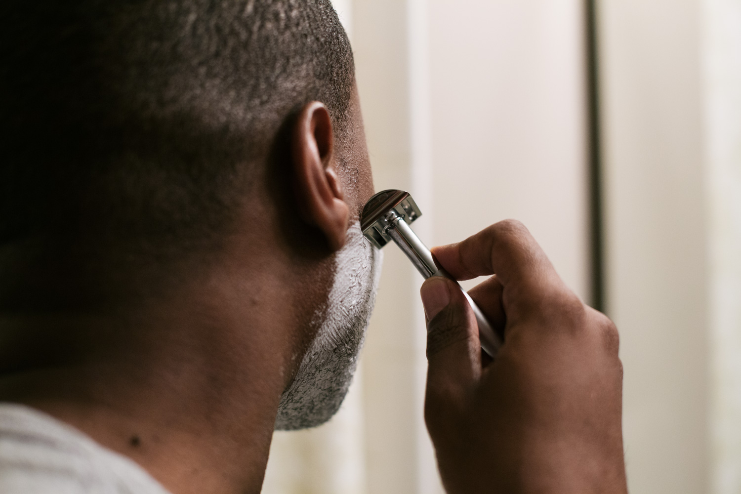 bevel shave skin care routine