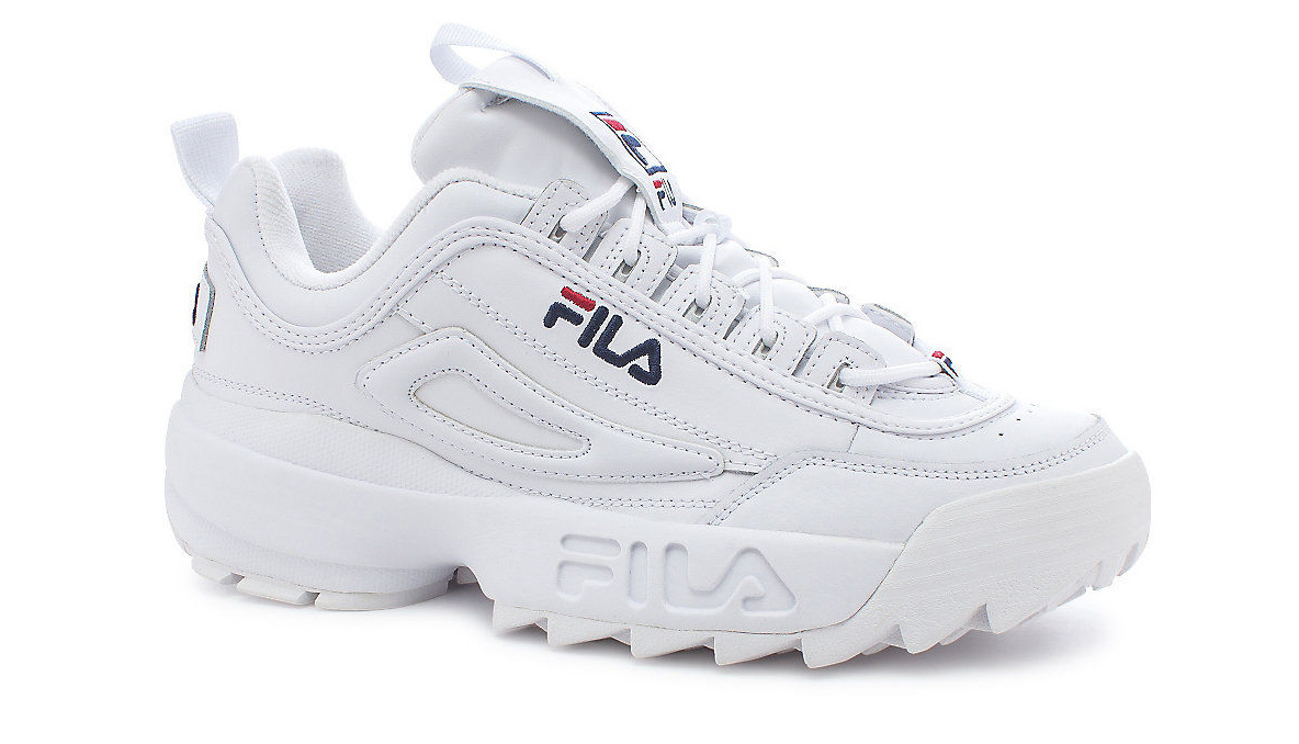 chunky dad sneakers shoes fila