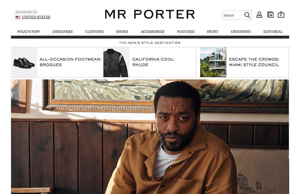 mr porter online shops menswear mens fashion lifestyle