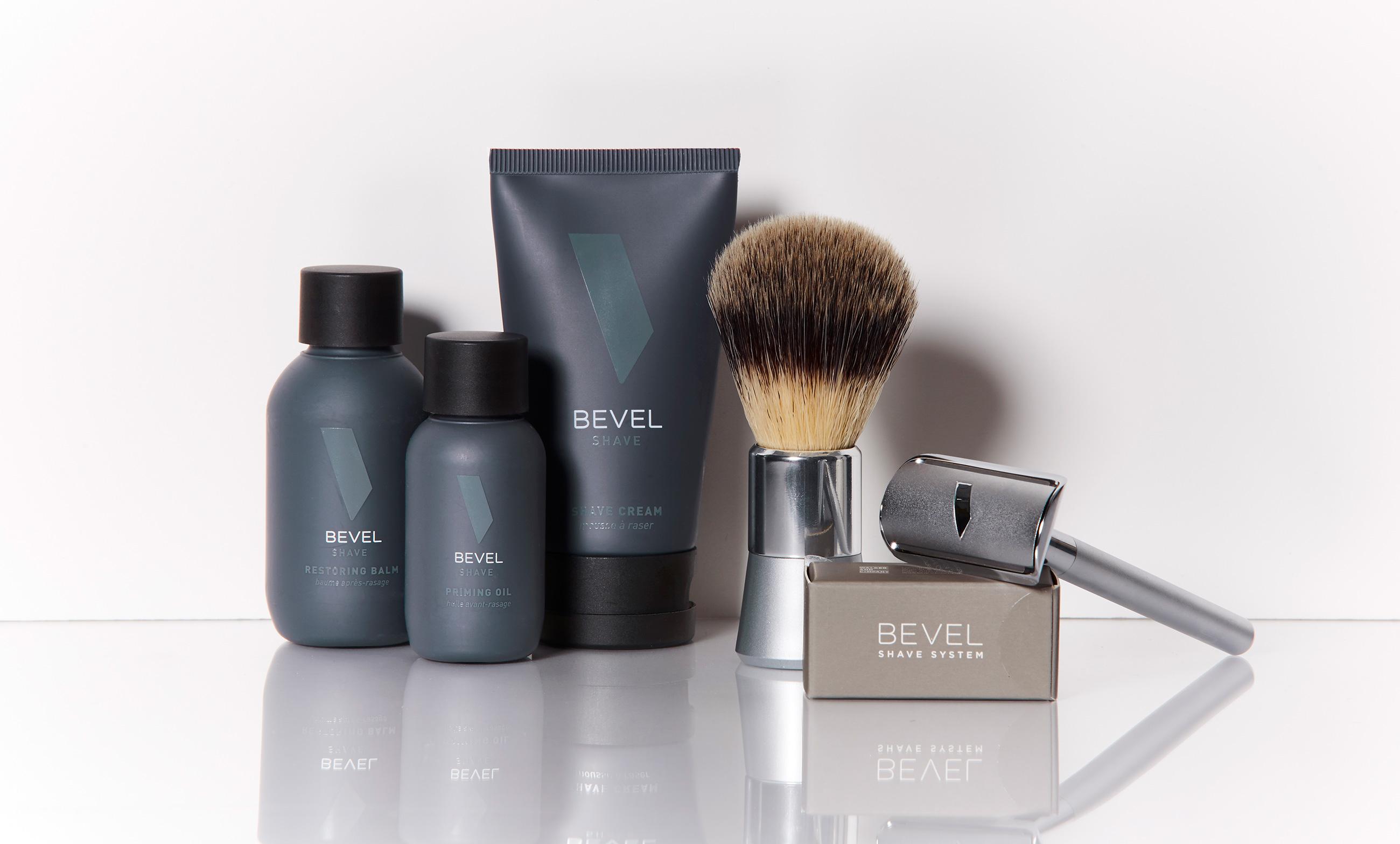 bevel shave razor bumps restoring balm priming oil cream