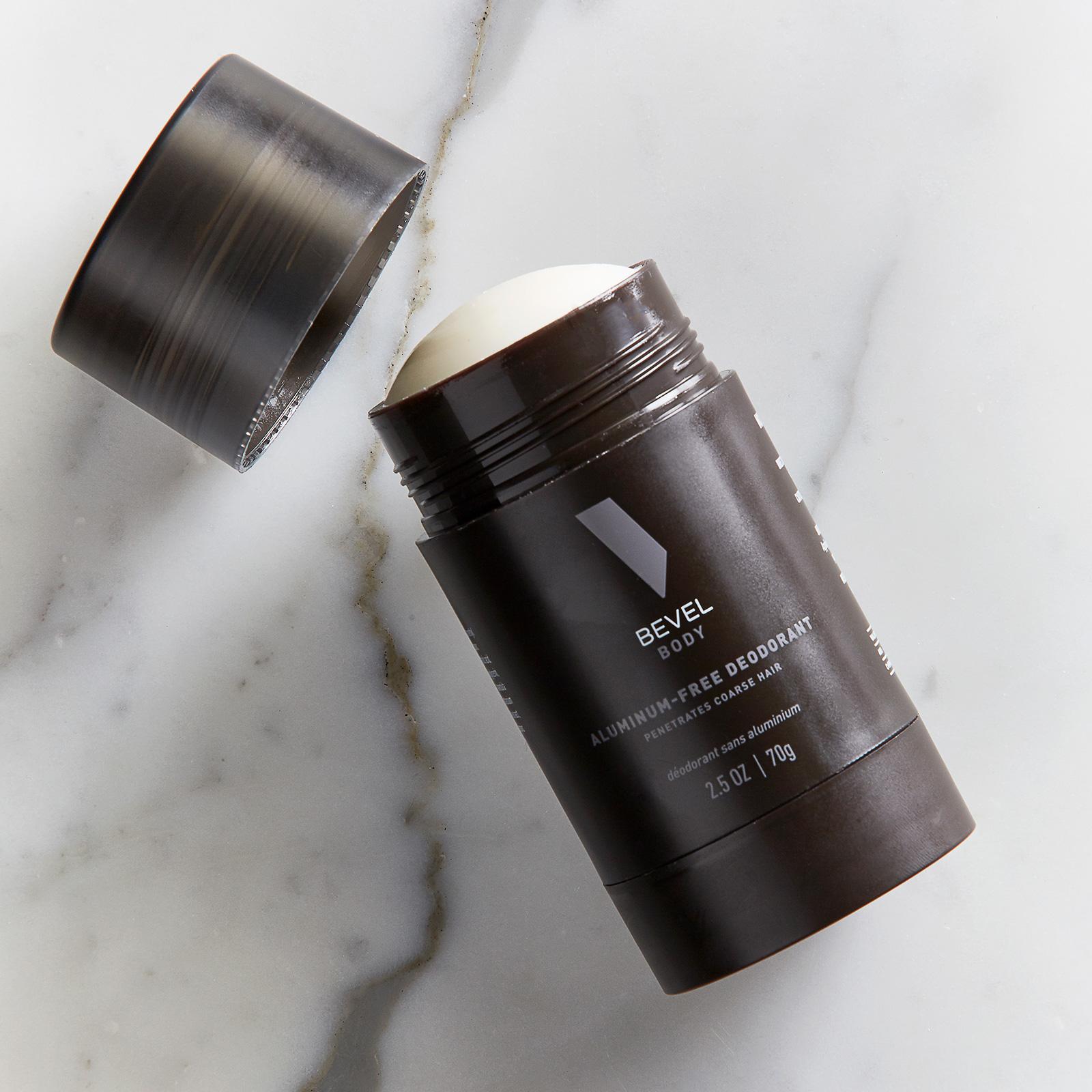 bevel body care deodorant 48 hour protection
