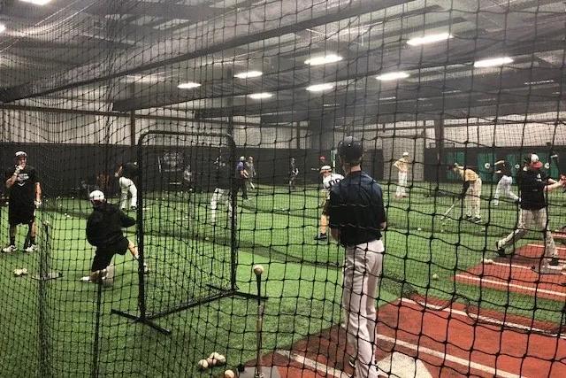 Indoor field 2