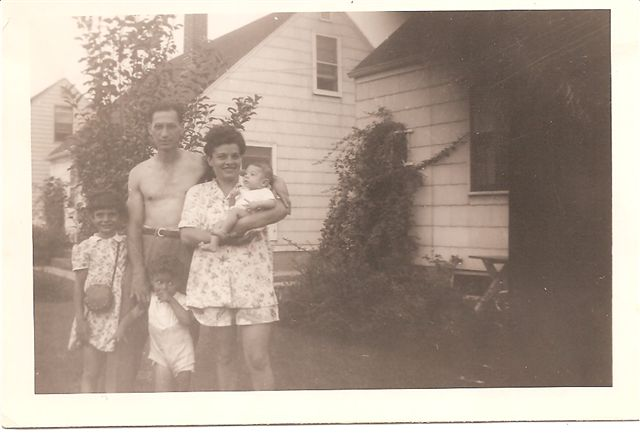 Frank, Fran, and Family