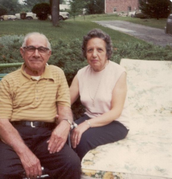 Gene and Francis Yonnetti