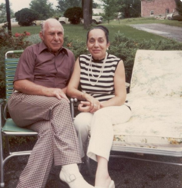 Henry and Tess Yonnetti