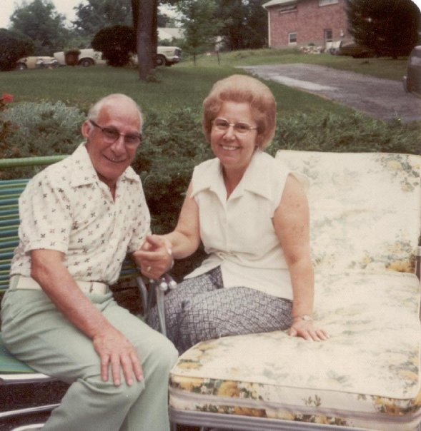 Tom and Phyllis Yonnetti