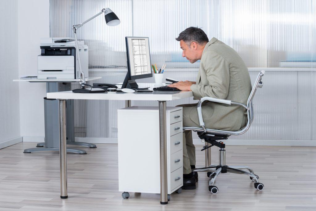 Desk Posture Challenge