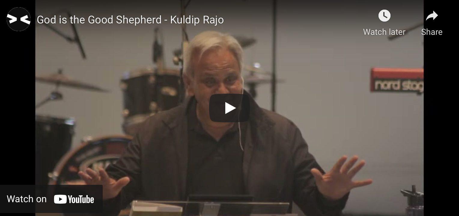God Becomes the Good Shepherd