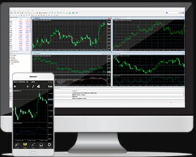 MetaTrader4 from AvaTrade. Source: AvaTrade.com