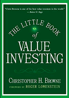 Buy The Little Book of Value Investing on Amazon.