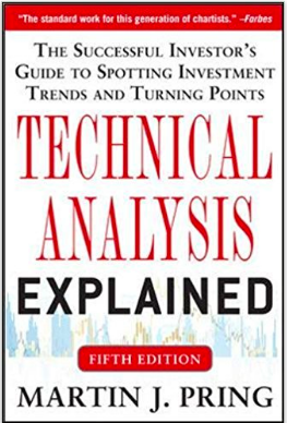 Technical Analysis Explained book