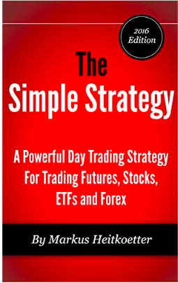 The Simple Strategy book