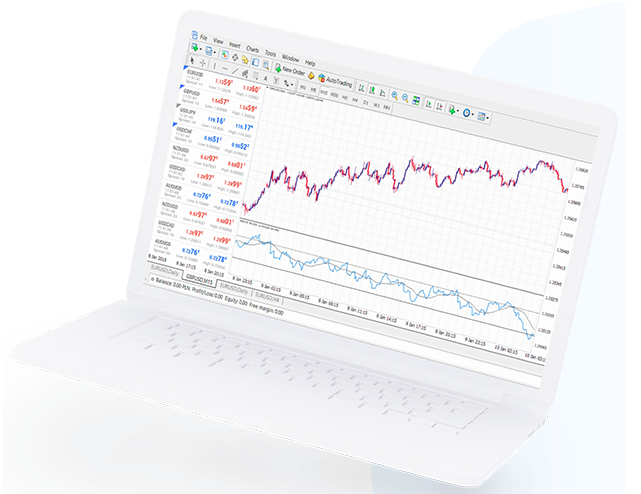 XTB's MetaTrader 4. Source: XTB.com
