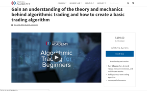 The Best Algorithmic Trading Courses You Can Take Online • Benzinga