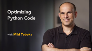 Optimizing Python Code by Lynda