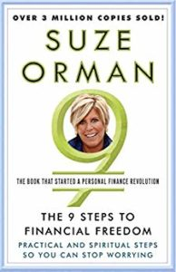 Best Suze Orman books: 9 Steps to financial freedom