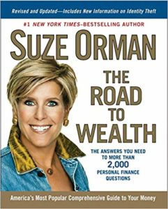 Best Suze Orman Book: The Road to Wealth