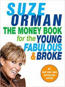 Best Suze Orman books: the money book
