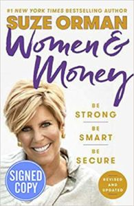 Best Suze Orman Books: Women and Money