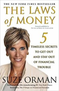 Best Suze Orman Books: The Laws of Money