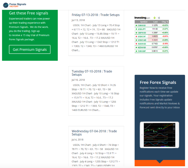 The Best Forex Signals Providers for 2019 • Benzinga