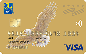 RBS U.S Dollar Visa Gold