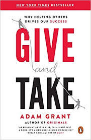 Give and Take by Dan Grant