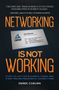 Networking Is Not Working by Derek Coburn