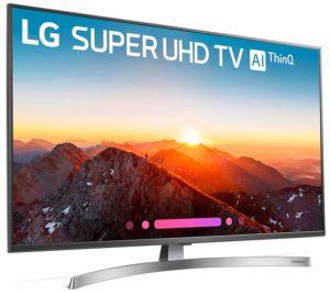 LG 49SK8000PUA 4K TV