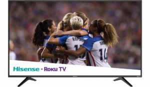 "Hisense 2018 Model Roku TV 65"" Class R6E"