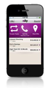 Ally Mobile App
