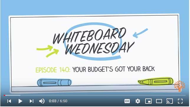 YNAB'S Free video lessons available to all