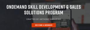 Iannarino Sales Accelerator by Anthony Iannarino