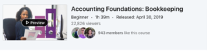 Accounting Foundations: Bookkeeping