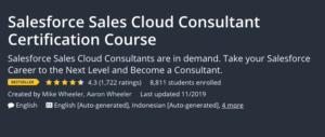Salesforce Sales Cloud Consultant Certification