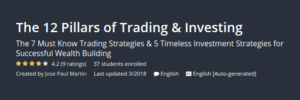 The 12 Pillars of Trading & Investing