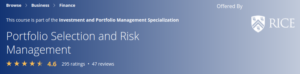 Portfolio Selection and Risk Management