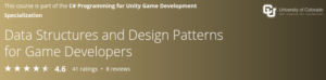Data Structures and Design Patterns for Game Developers